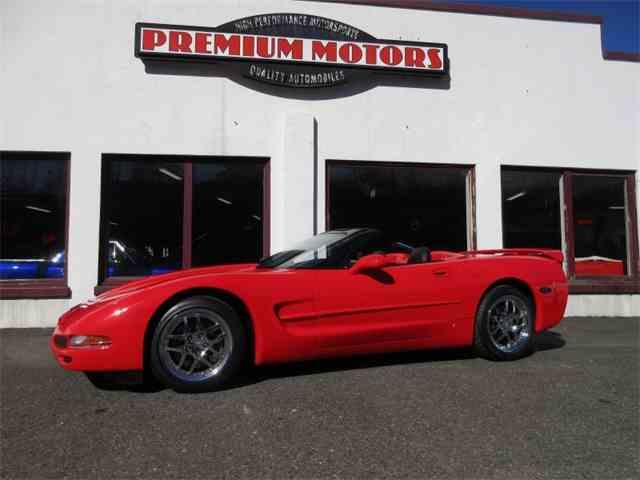 Picture of '02 Corvette - MZKY