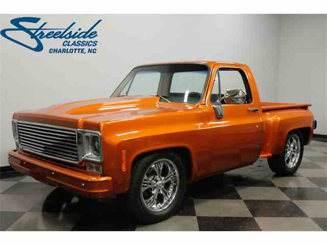 Picture of '77 Chevrolet C10 located in North Carolina - $18,995.00 - MZL6