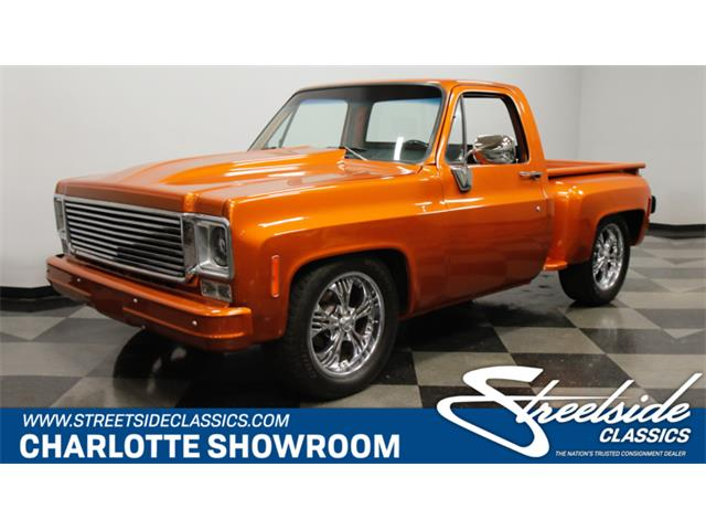 Picture of '77 C10 - MZL6