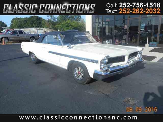 Picture of Classic '63 Bonneville - $33,995.00 - MXTD