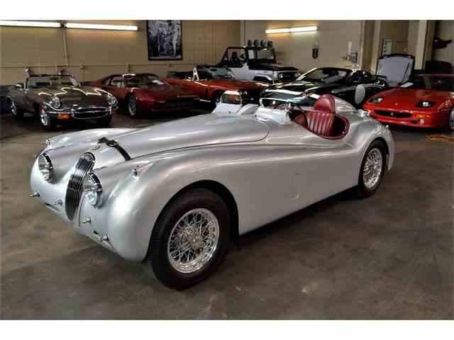 Picture of '54 XK120 - MZLQ
