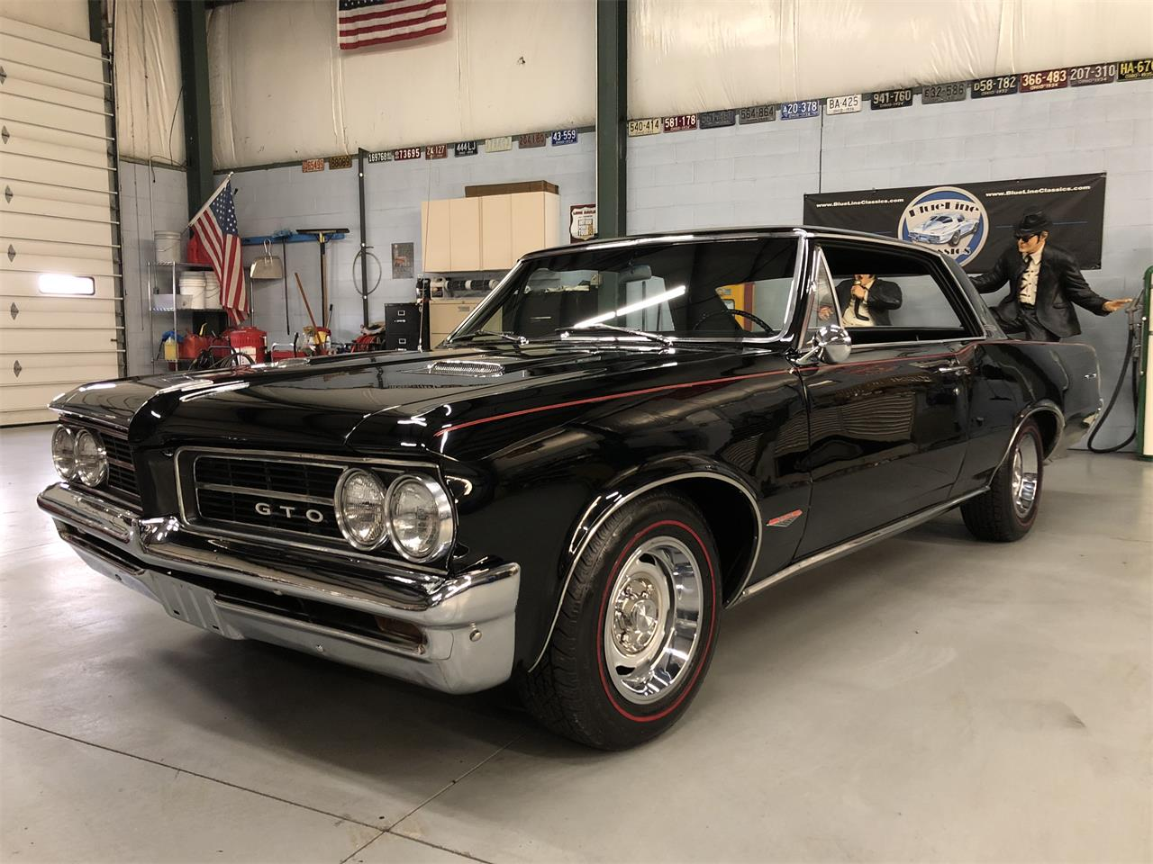 Large Picture of Classic '64 GTO - MZLY