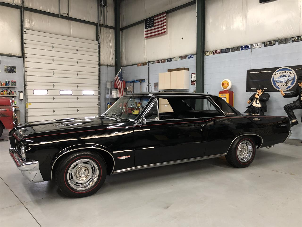 Large Picture of Classic '64 Pontiac GTO located in Ohio Offered by BlueLine Classics - MZLY