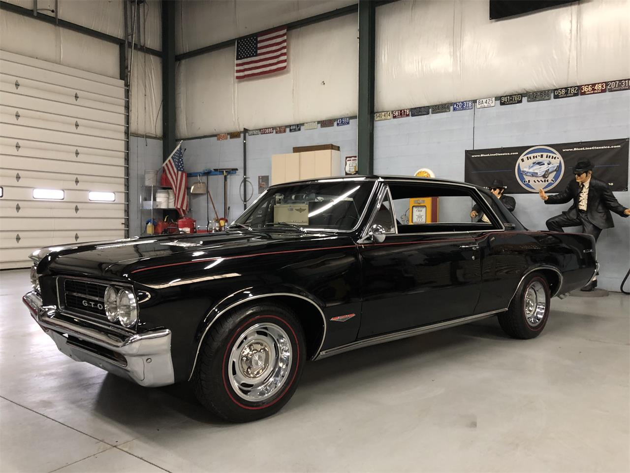Large Picture of Classic 1964 GTO - MZLY