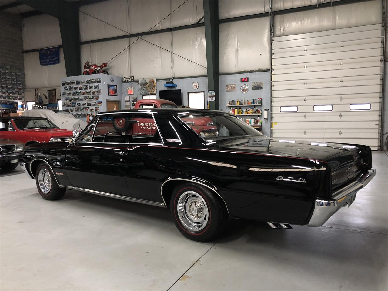 Large Picture of 1964 Pontiac GTO Offered by BlueLine Classics - MZLY