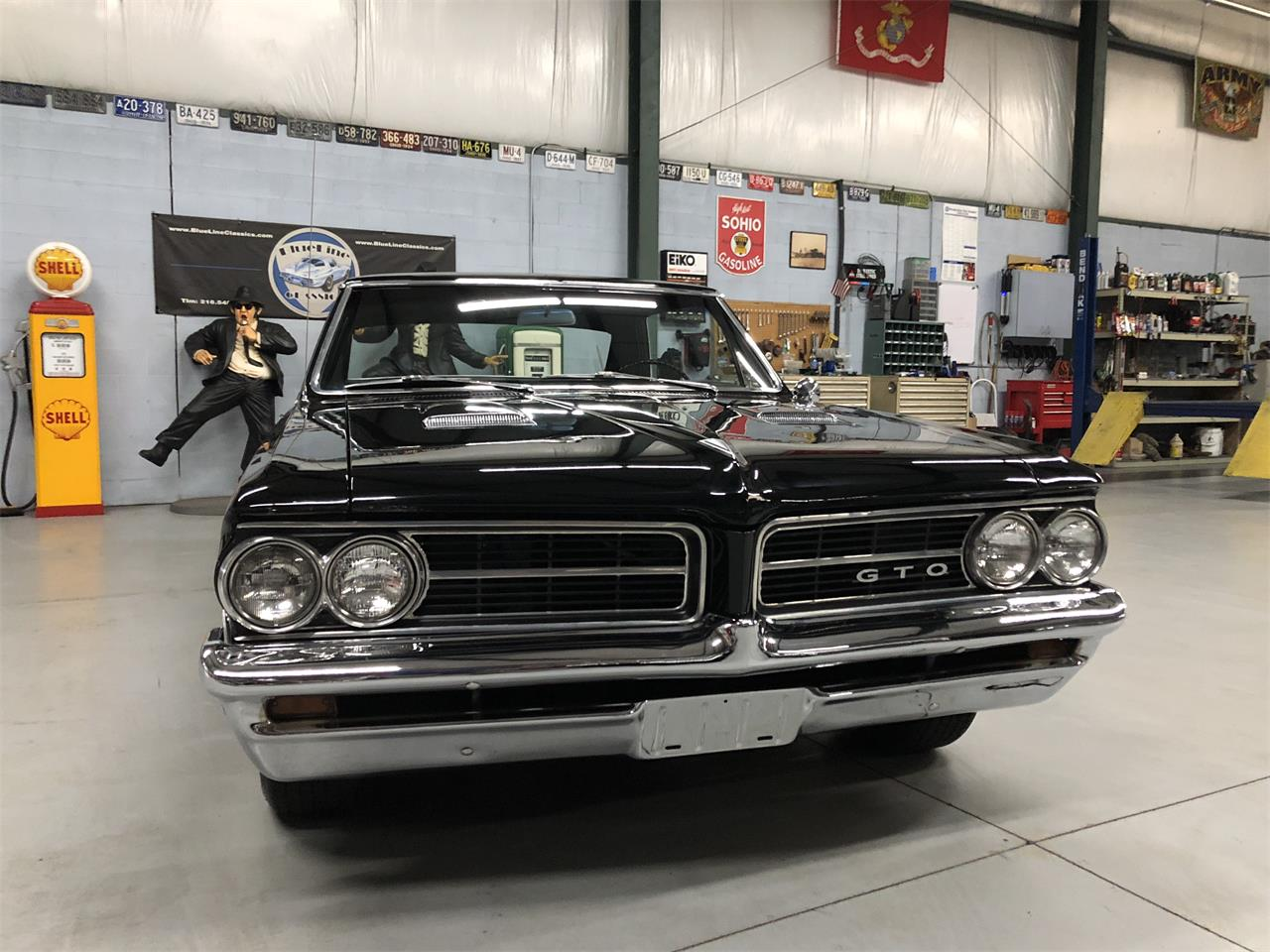 Large Picture of Classic 1964 GTO located in Ohio Offered by BlueLine Classics - MZLY