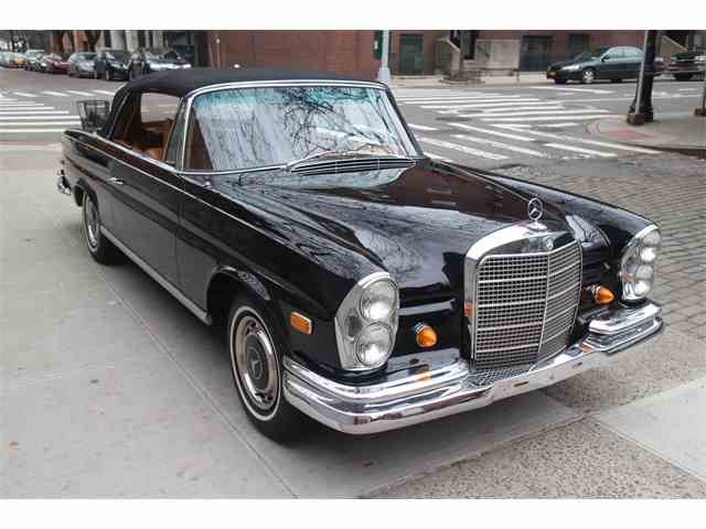 Picture of Classic '68 Mercedes-Benz 280SE Auction Vehicle Offered by  - MZM0