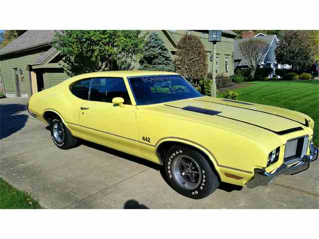 Picture of Classic 1972 Oldsmobile 442 located in OHIO - MZM5