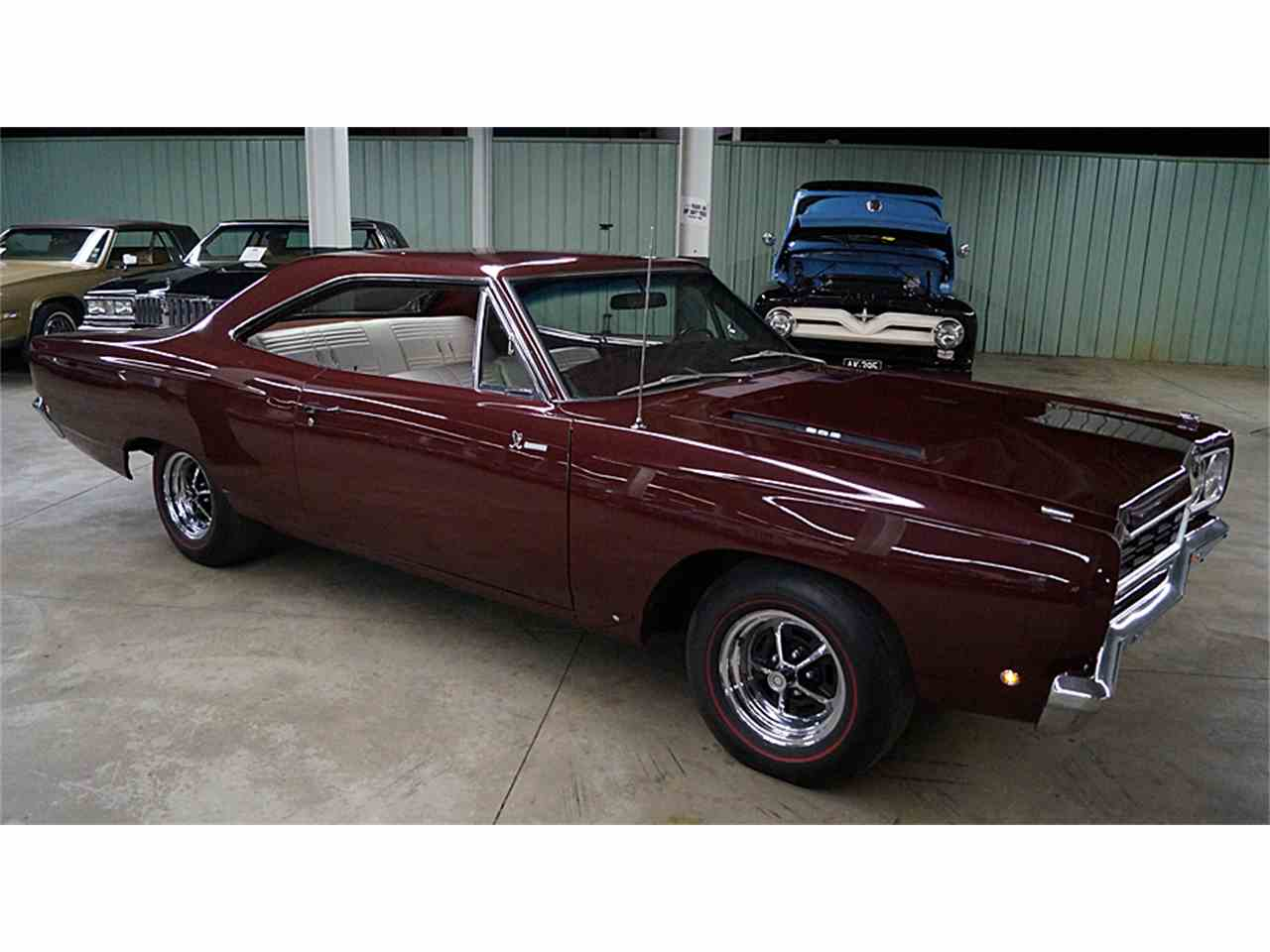 1968 plymouth road runner for sale cc 1072596. Black Bedroom Furniture Sets. Home Design Ideas