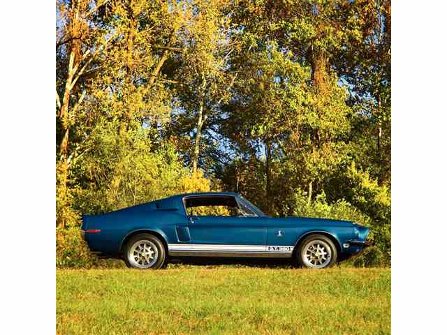 Picture of '68 Mustang Shelby GT350 - MXMY