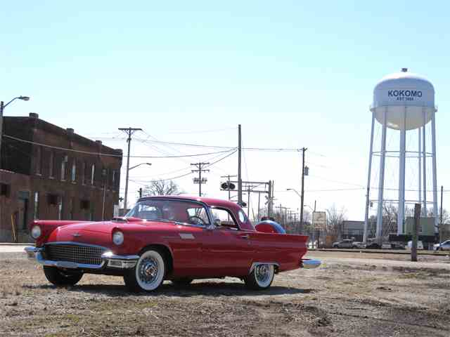 Picture of Classic '57 Thunderbird located in INDIANA - MZMI