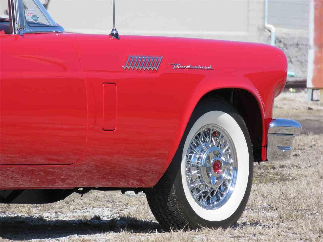 Large Picture of '57 Thunderbird - MZMI