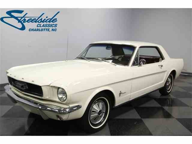 Picture of 1966 Ford Mustang Offered by  - MZMR
