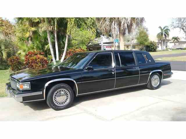 Picture of '86 Fleetwood 75 Limousine - MZMV