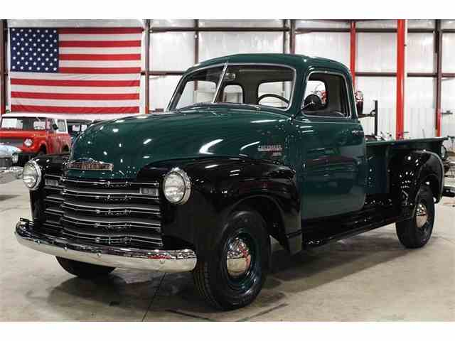Picture of 1950 Pickup - $39,900.00 Offered by GR Auto Gallery - MZNB