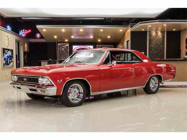 Picture of Classic '66 Chevelle SS - $69,900.00 - MZNH