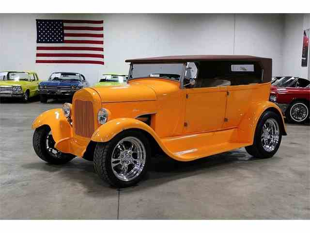 Picture of Classic 1929 Phaeton located in Kentwood Michigan Offered by  - MZNU