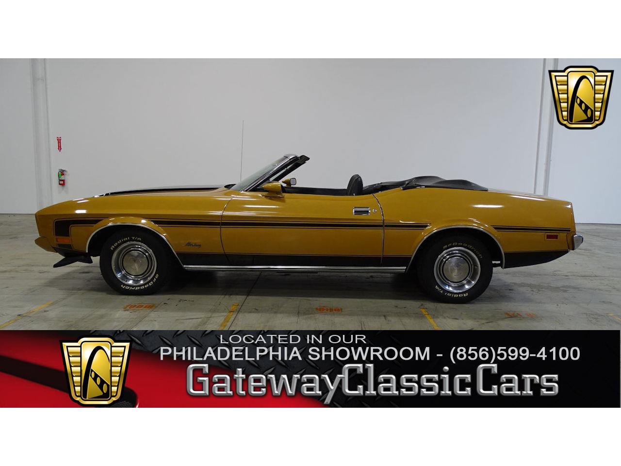 Large Picture of Classic '73 Ford Mustang Offered by Gateway Classic Cars - Philadelphia - MZO0