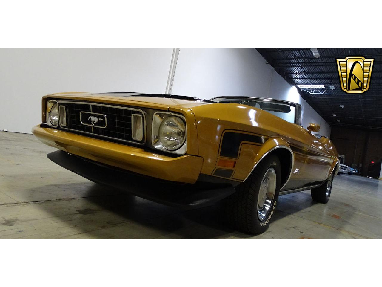 Large Picture of Classic '73 Ford Mustang located in West Deptford New Jersey - MZO0