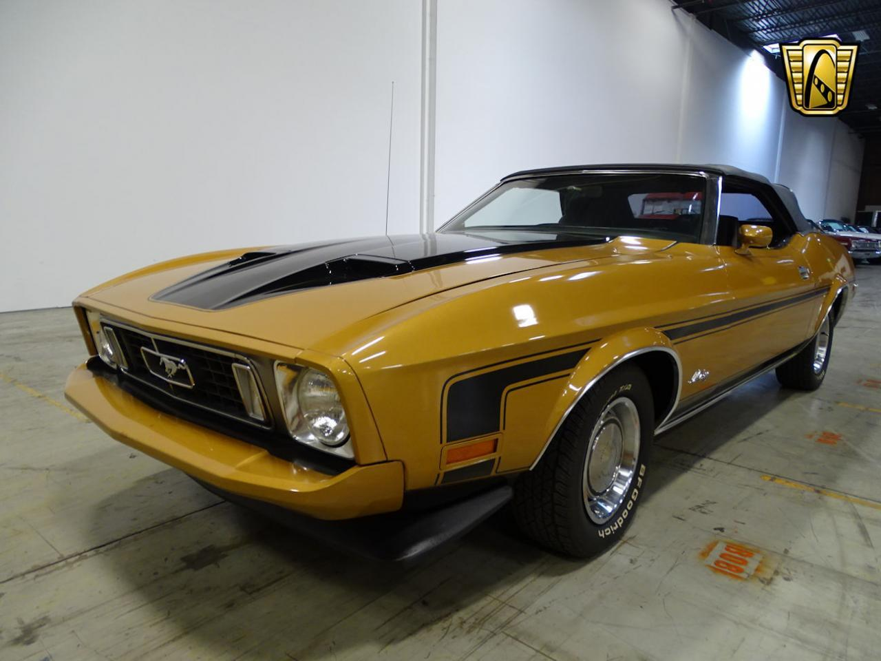 Large Picture of 1973 Ford Mustang located in New Jersey Offered by Gateway Classic Cars - Philadelphia - MZO0