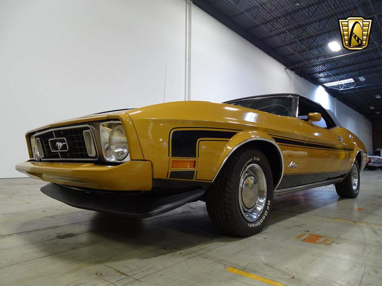 Large Picture of Classic '73 Mustang located in New Jersey Offered by Gateway Classic Cars - Philadelphia - MZO0