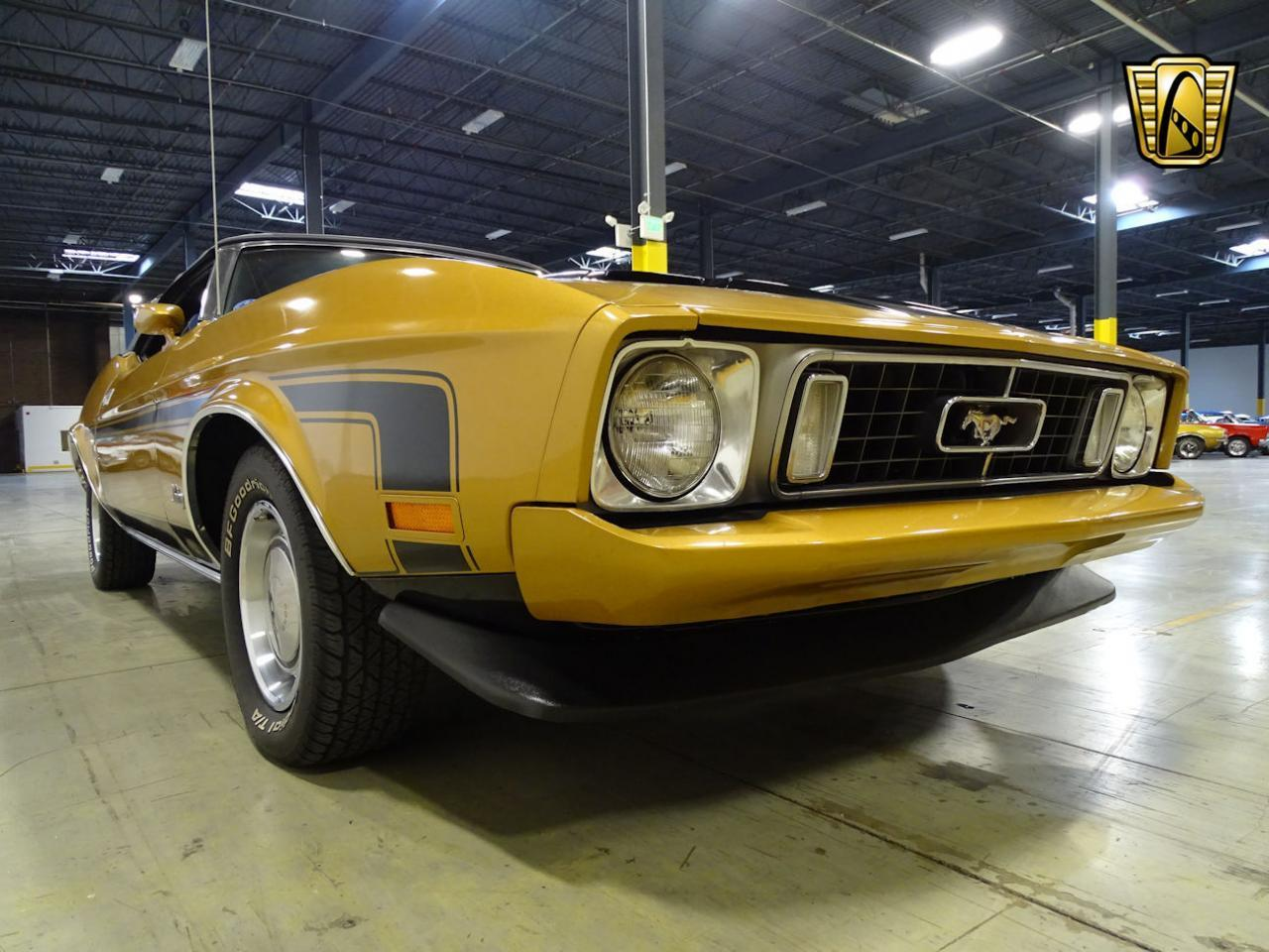 Large Picture of Classic 1973 Ford Mustang located in West Deptford New Jersey - $23,595.00 Offered by Gateway Classic Cars - Philadelphia - MZO0