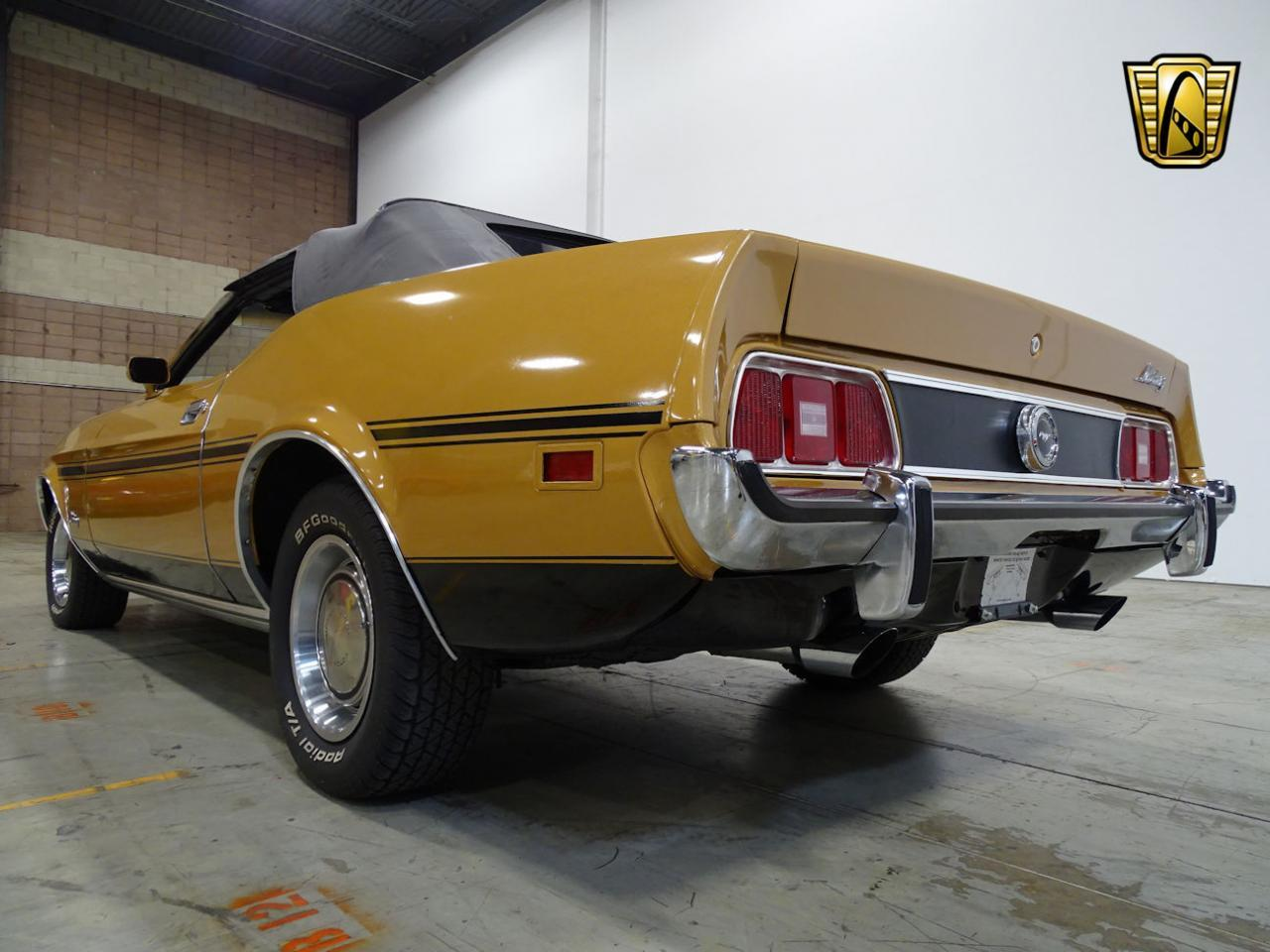 Large Picture of '73 Mustang - MZO0
