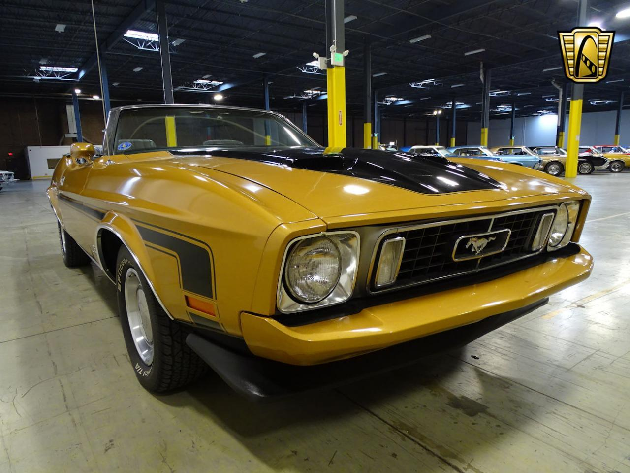 Large Picture of 1973 Ford Mustang located in West Deptford New Jersey - $23,595.00 Offered by Gateway Classic Cars - Philadelphia - MZO0