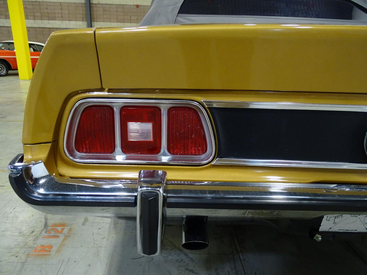 Large Picture of 1973 Ford Mustang - MZO0