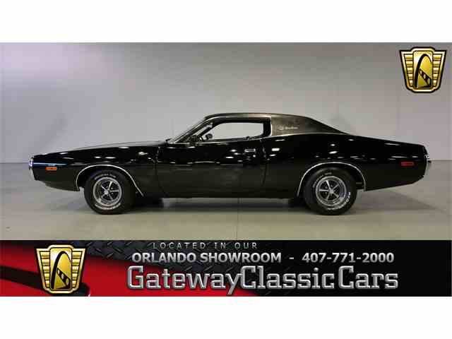 Picture of '72 Charger - MZOD