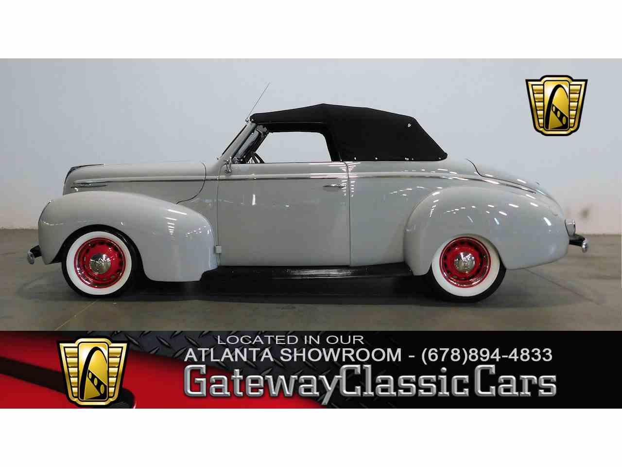 1939 Mercury Convertible for Sale | ClassicCars.com | CC-1072680
