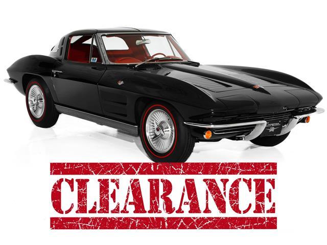 Picture of Classic 1963 Chevrolet Corvette located in Iowa - $189,000.00 - MZOY