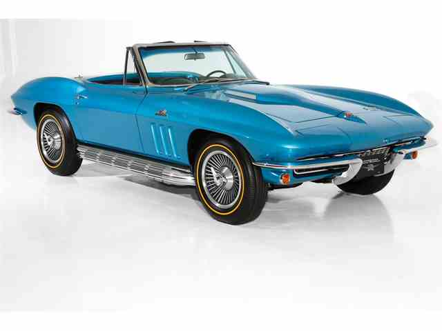 Picture of Classic 1966 Corvette located in Des Moines Iowa Offered by  - MZP3