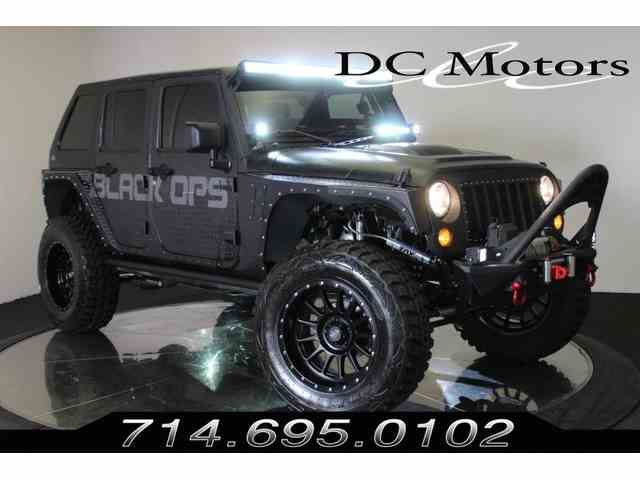 Picture of '14 Jeep Wrangler - $55,900.00 Offered by  - MZPY