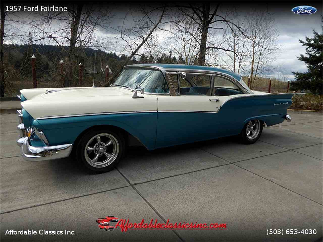 1957 Ford Fairlane 500 for Sale | ClassicCars.com | CC-1072750