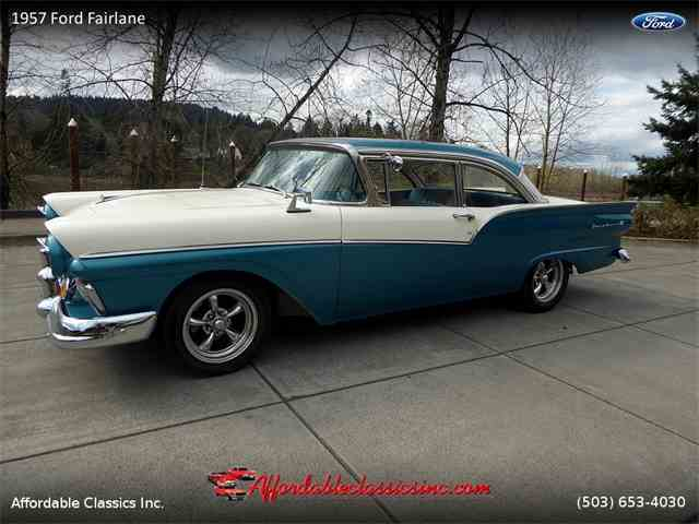 Picture of '57 Fairlane 500 - MZQM