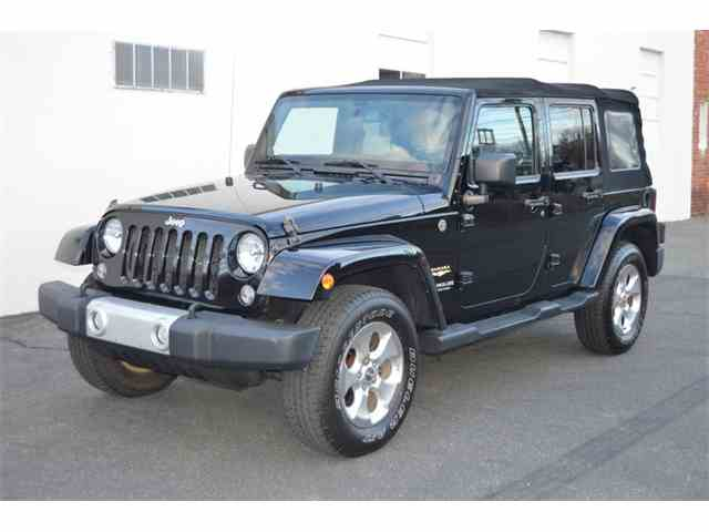 Picture of '14 Wrangler - MZQP