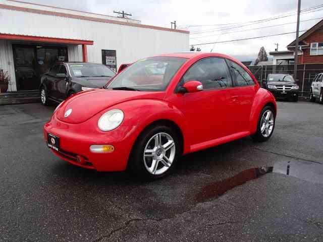 Picture of 2005 Volkswagen Beetle located in Tacoma Washington - $5,990.00 Offered by  - MZQS