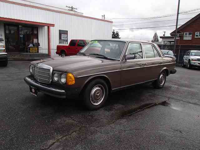 Picture of '77 240D - MZQV