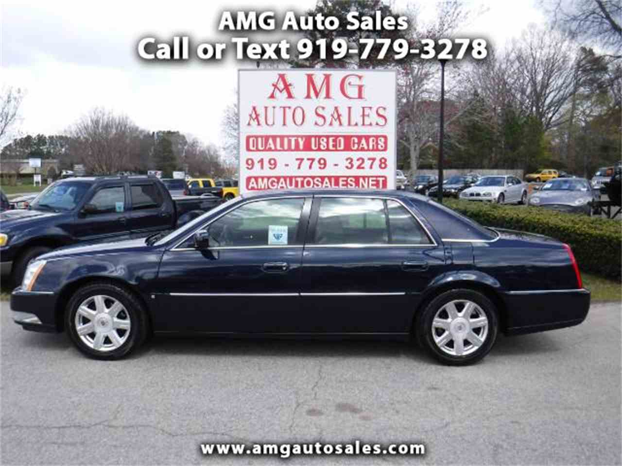 2008 cadillac dts for sale classiccars cc 1072760 large picture of 08 dts mzqw sciox Gallery