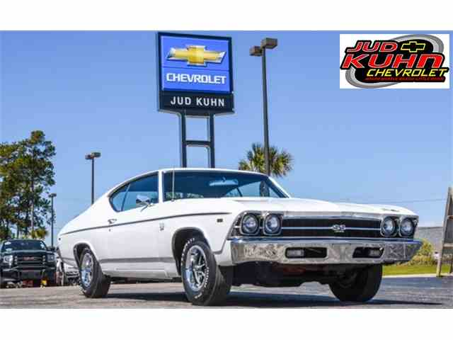 Picture of Classic '69 Chevelle located in Little River South Carolina - $51,898.00 Offered by Jud Kuhn Chevrolet - MZRC