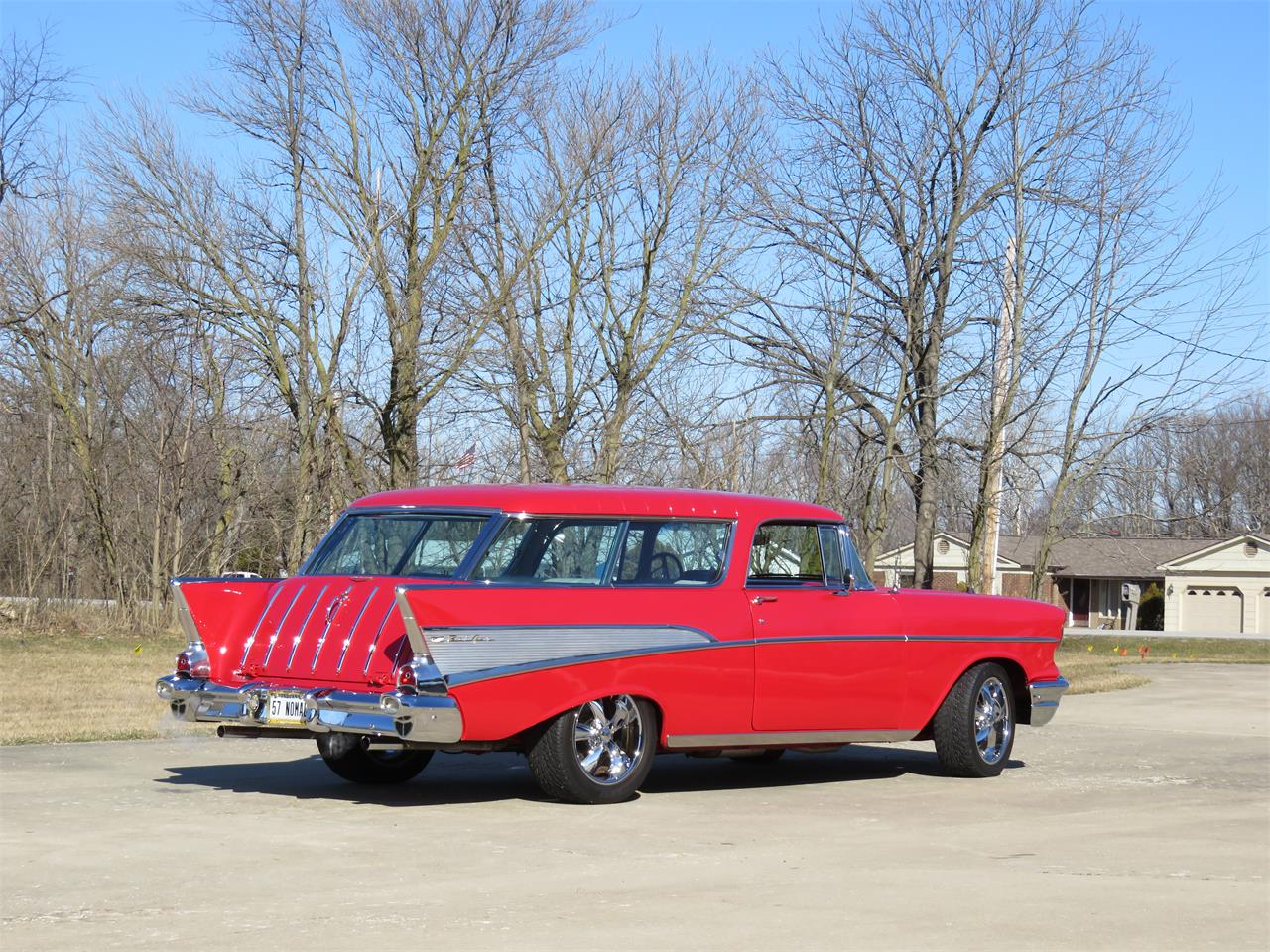 Large Picture of '57 Nomad - MZRQ