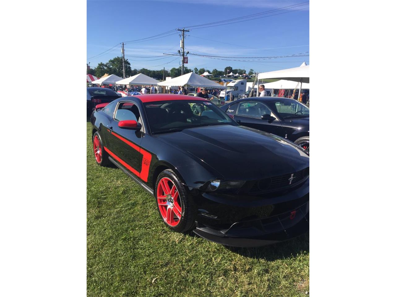 Large Picture of '12 Mustang - MZSB