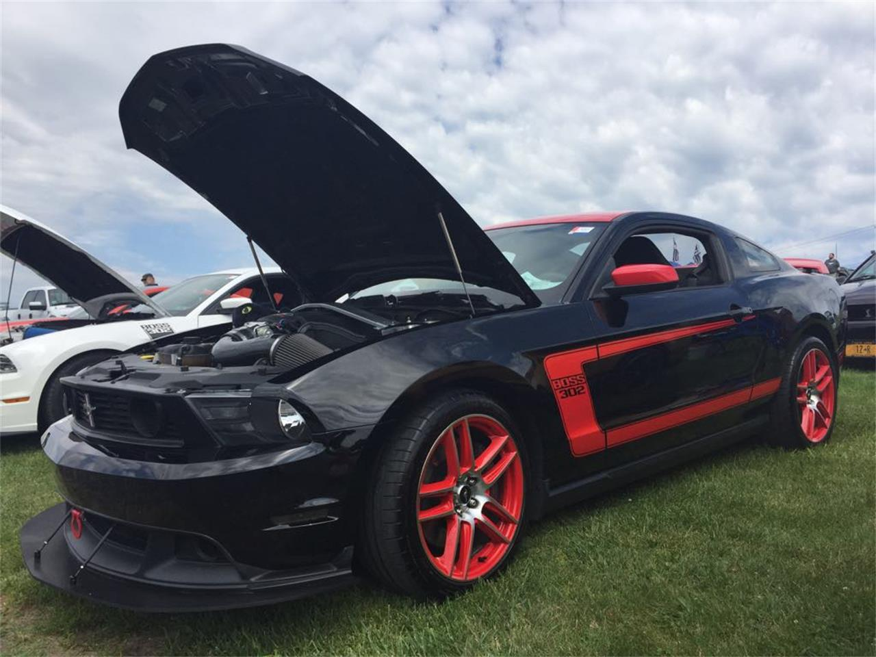 2012 Ford Mustang For Sale Cc 1072811 Boss 302 Keys Large Picture Of 12 Mzsb