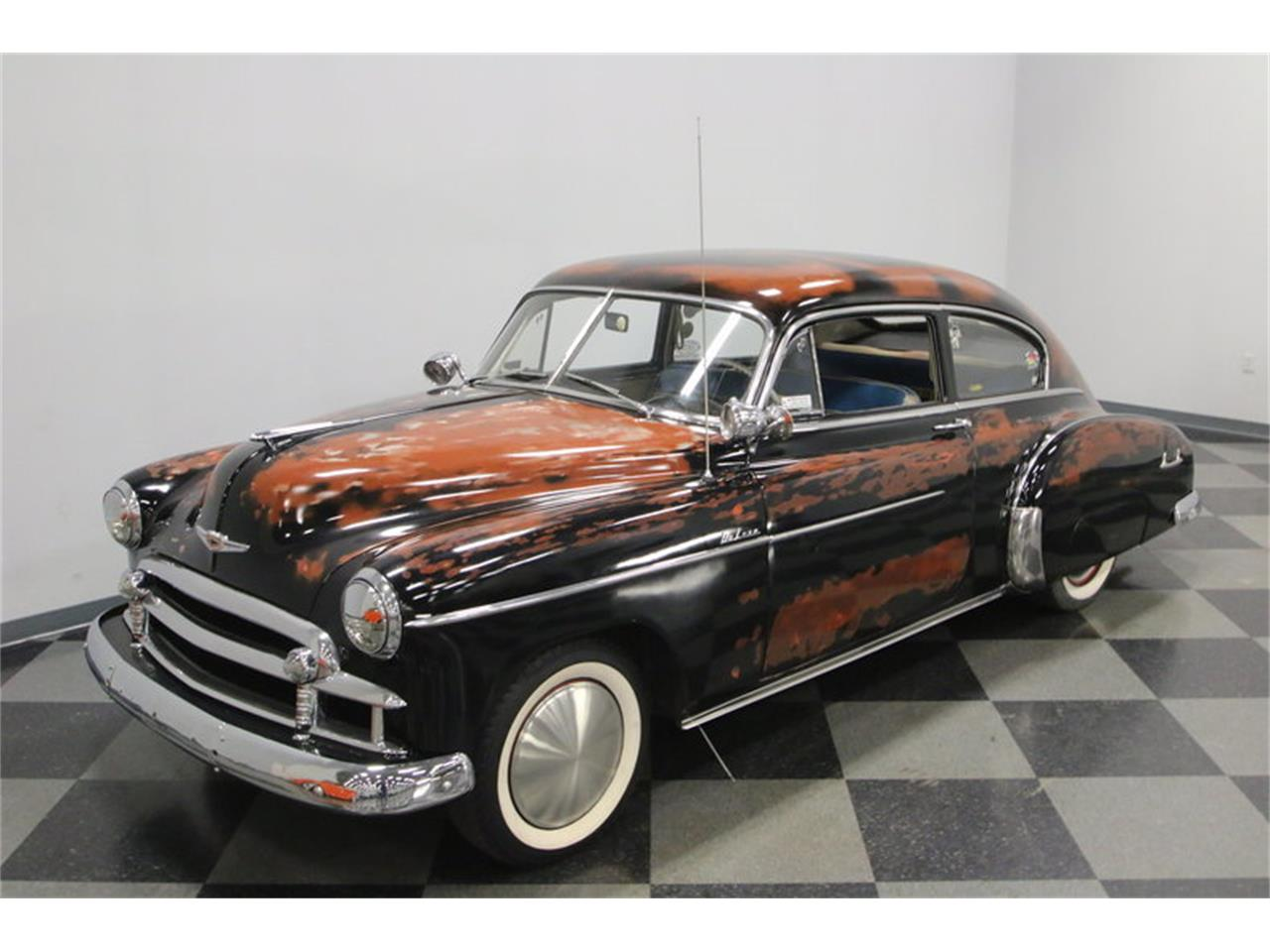 Large Picture of 1950 Chevrolet Styleline Deluxe located in Lavergne Tennessee - MZSM