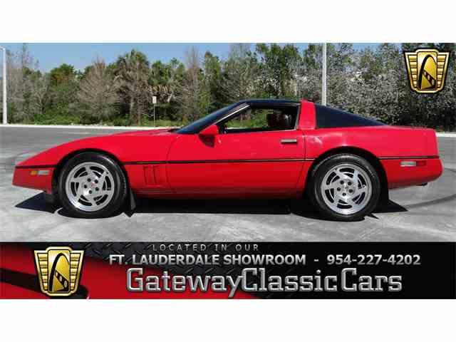 Picture of '90 Corvette - MZST