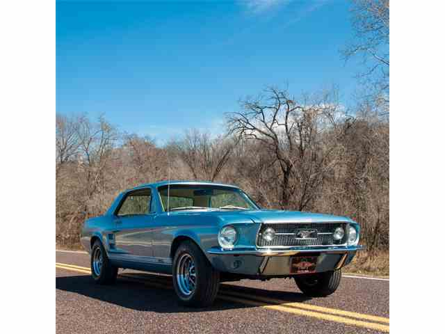 Picture of '67 Mustang - MZSZ
