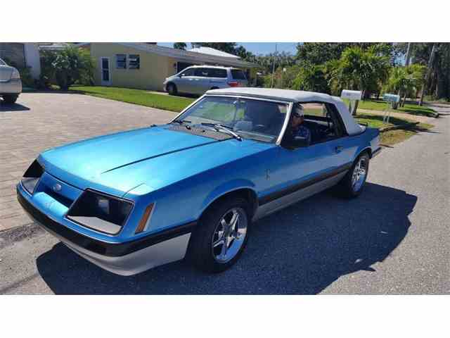 Picture of '85 Mustang - MZT8