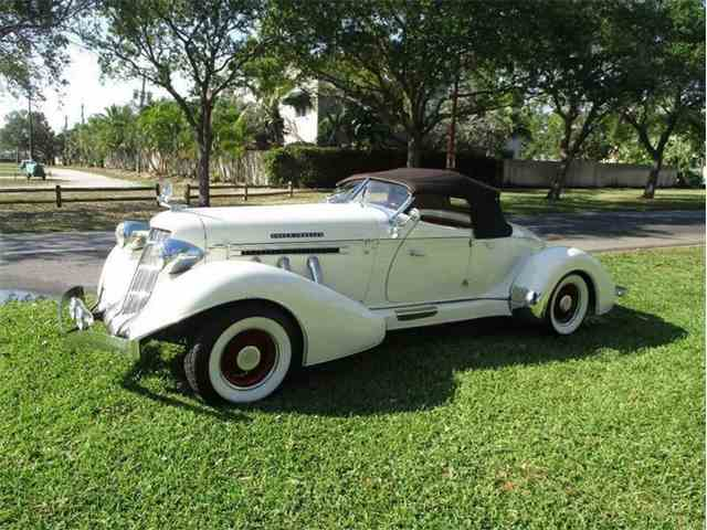 Picture of '81 Boattail Speedster Replica - MZT9