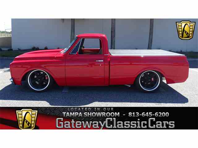 Picture of '69 C10 - MZTG